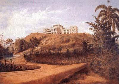 Monumento do Ipiranga, Luiz Carlos Peixoto, 1893. Wikimedia Commons.
